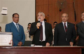 نائب رئيس جامعة طنطا يتابع انتظام الدراسة.. ويؤكد دعم الأنشطة الطلابية بالكليات| صور