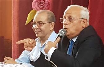 محافظ بورسعيد: التعليم الموازي أضاع القيم الأصيلة للمجتمع| صور