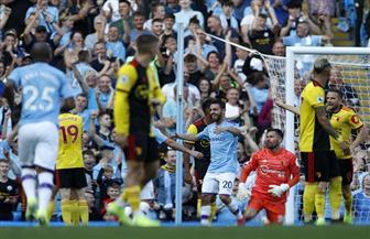 مانشستر سيتي يفوز على واتفرود بثمانية أهداف بالدوري الإنجليزي