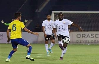 الإسماعيلي يحقق فوزا صعبا على الجونة فى الجولة الأولى من الدوري الممتاز| صور