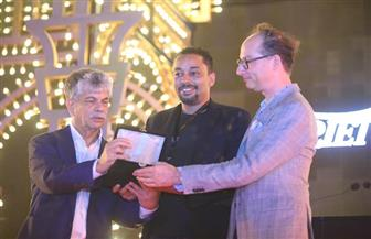 """""""الجونة السينمائي"""" يمنح جائزة فارايتي للمخرج السوداني صهيب قسم الباري"""