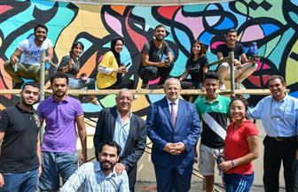 رئيس جامعة القاهرة: الفن هو البعد الغائب في عملية الإصلاح | صور
