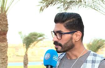 فقد 30 كيلو من وزنه.. خالد سليم يكشف سر نحافته الشديدة   فيديو