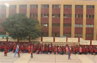 افتتاح ملحق بمدرسة الهلال الأحمر بالبساتين في القاهرة | صور