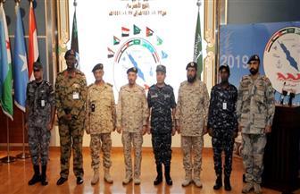 انطلاق التدريب البحرى المشترك المصري السعودي (الموج الأحمر – 2) بمشاركة الأردن وجيبوتي والسودان واليمن