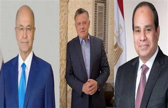 """قمة """"مصرية - أردنية - عراقية"""" على هامش اجتماعات الجمعية العامة للأمم المتحدة"""