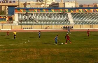 المقاصة يفوز على أسوان بثلاثة أهداف مقابل هدفين في الدوري الممتاز