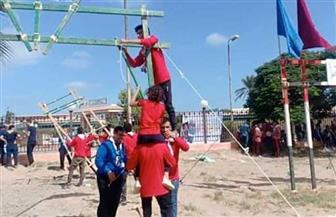 4 فرق من ذوي الهمم في شمال سيناء تشارك في المهرجان الكشفي والإرشادي بالإسكندرية| صور