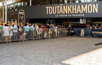 انتهاء معرض توت عنخ آمون في باريس مسجلا رقما قياسيا جديدا