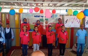 محافظ جنوب سيناء يزور مدرسة الفكرية بطور سيناء | صور