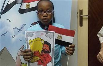 """برعاية المنظمة العالمية لخريجي الأزهر.. براعم إفريقيا في ضيافة مجلة """"نور"""""""