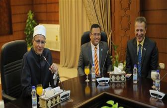 وكيل الأزهر: ماليزيا تمثل نموذجا للتعايش السلمي والتسامح
