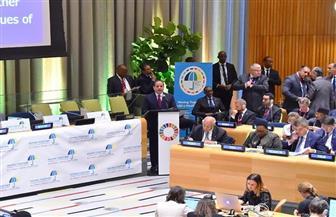 الرئيس السيسي: العمل على تعزيز الرعاية الصحية حق من حقوق الإنسان لحياة كريمة