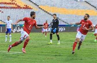 انطلاق مباراة الأهلي وسموحة بالدوري المصري