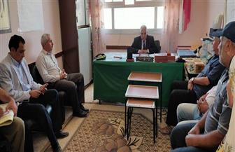 """""""وكيل تعليم"""" شمال سيناء يحيل إدارة مدرسة ومعلمين للشئون القانونية برفح"""