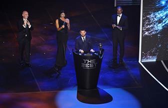 ميسي يحصد جائزة الفيفا لأفضل لاعب في العالم لعام 2019 | صور
