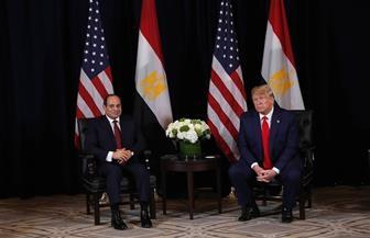 الرئيس السيسي: الرأى العام في مصر لن يقبل حكم جماعات الإسلام السياسي | فيديو