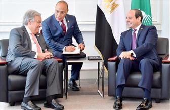 الأمم المتحدة والاتحاد الإفريقى.. تعاون لإعادة الإعمار والتنمية ما بعد النزاعات وإرساء أسس السلام والاستقرار