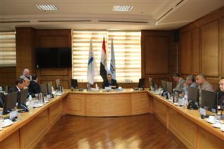 رئيس جامعة كفر الشيخ يشدد على  مشاركة الطلاب في الأنشطة