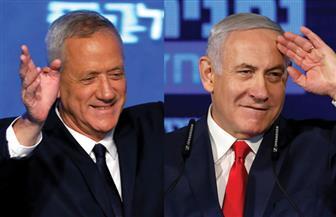 نتانياهو وجانتس يتفاوضان على تقاسم السلطة