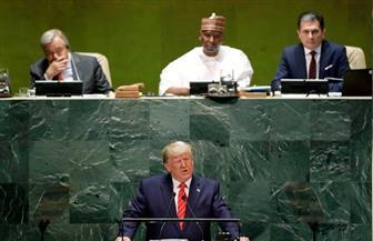 ترامب: علينا منع إيران من الحصول على السلاح النووى