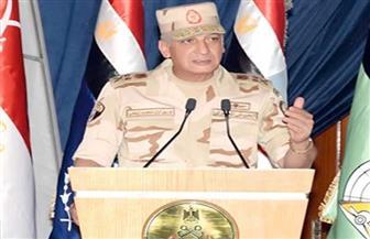 وزير الدفاع: سنتصدى بكل حسم لكل من تسول له نفسه المساس بأمن واستقرار مصر