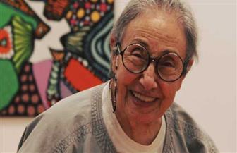 وفاة رائدة الفن التشكيلي اللبنانية هوجيت الخوري