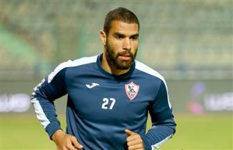 """عودة """"زيزو"""" و""""عبد الغني"""" لتدريبات الزمالك استعدادا للمقاصة"""