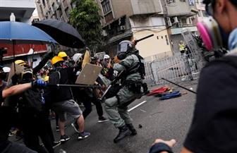 إعادة فتح مترو هونج كونج بشكل جزئي بعد أعمال عنف وشغب