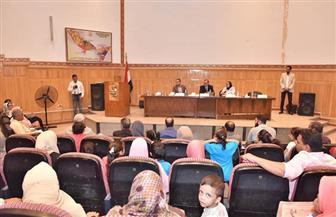 محافظ أسيوط يعلن افتتاح وحدة صحية بمنطقة التوسعات الجنوبية | صور