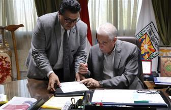 محافظ جنوب سيناء يقرر التكفل بالمصاريف الدراسية لغير القادرين من أبناء المحافظة