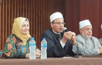 وكيل الأزهر يعلن بدء الدراسة بمعاهد البعوث الإسلامية (رياض أطفال- ابتدائي) | صور