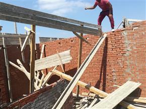 إزالة مخالفات بناء بمدينة نصر والشرابية