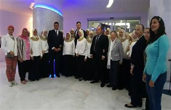 سفارة مصر في بلجراد تنظم جولة أوركسترا النور والأمل للفتيات الكفيفات في صربيا | صور