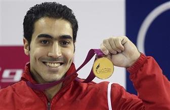 على زهران لاعب الجمباز يوقع عقد رعاية حتى 2020