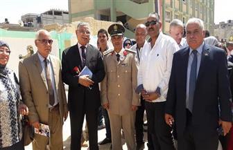 افتتاح حديقة الطفل بمدرسة أبو حنيفة الابتدائية بالعريش | صور