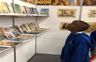مصر تخطف الأنظار في مشاركتها الأولى بمعرض نيروبي