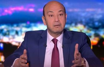 عمرو أديب يتوعد مذيعة «الجزيرة»: «ورحمة أمي هرفع عليكي قضية»