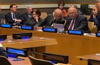 وزير الخارجية يُشارك في الاجتماع الوزاري حول ليبيا في نيويورك