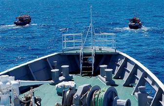 روسيا تحتجز قوارب صيد كورية شمالية و262 بحارا