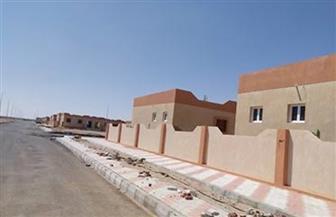 الإسكان: الانتهاء من إنشاء 514 بيتا و32 وحدة سكنية بمشروع إسكان الروضة برأس غارب| صور