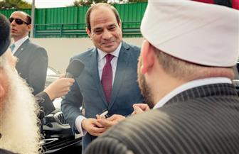 رسائل الرئيس السيسي للمصريين فور عودته من نيويورك| فيديو
