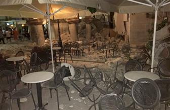 زلزال إسطنبول يخلف 34مصابا وألحق الضرر بـ473 منزلا