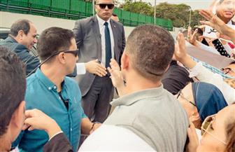 استقبال شعبي حافل للرئيس السيسي لدى عودته من نيويورك| فيديو