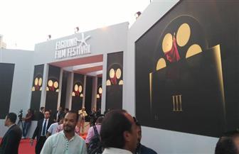 الاستعدادات النهائية لحفل ختام مهرجان الجونة السينمائي   صور