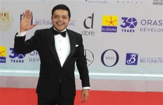 محمد هنيدي يصل حفل ختام مهرجان الجونة | صور