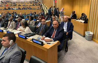 وزير الخارجية يشارك في الحدث رفيع المستوى حول السودان بنيويورك |صور