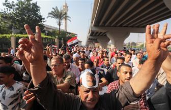 أحمد موسى: حشود المصريين أربكت الجماعة الإرهابية.. وقنواتهم لا تؤثر في الشعب |فيديو