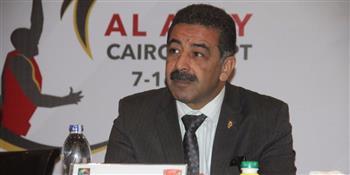 رئيس الاتحاد المصري لكرة السلة في استقبال بعثة 3x3 بمطار القاهرة