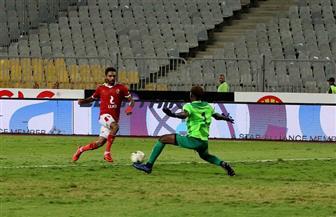 حسين الشحات يتقدم للأهلي بالهدف الثالث فى مرمى كانو سبورت